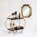 Wood Bar Carts You Ll Love In 2021 Wayfair