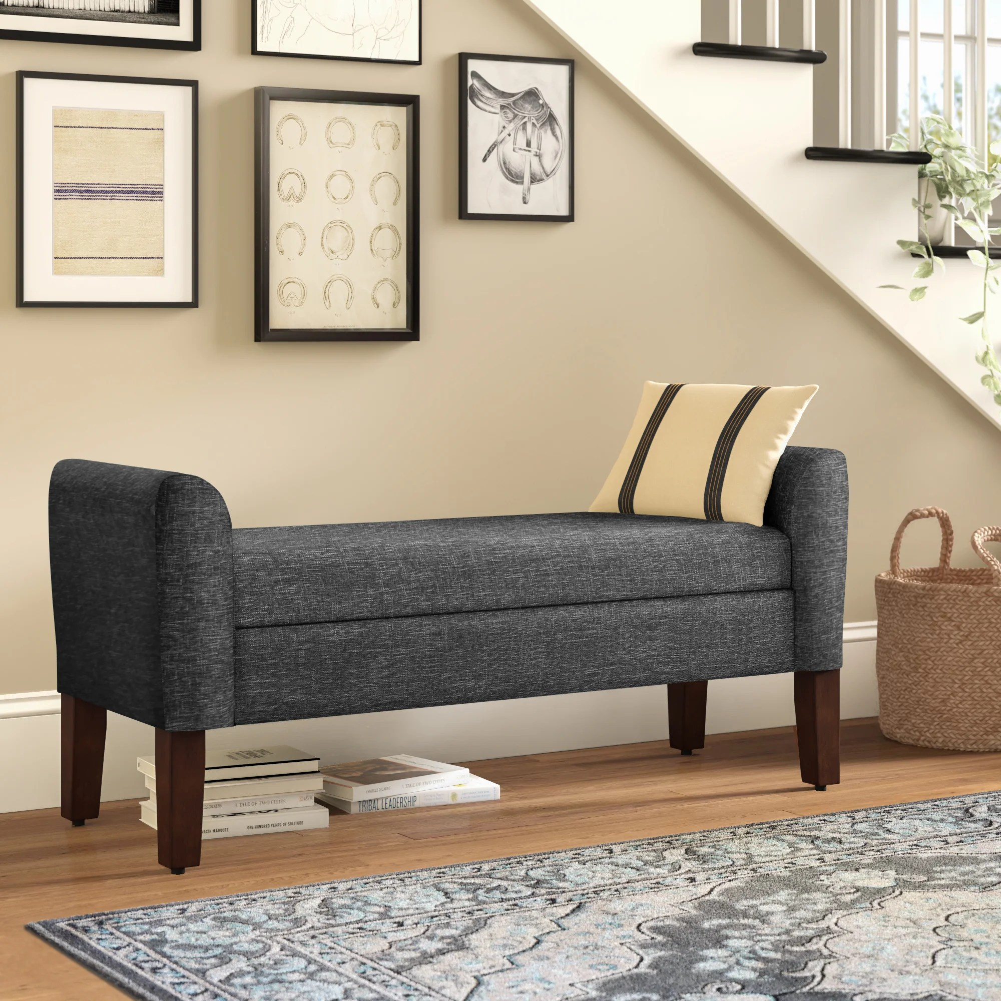with arms benches free shipping over