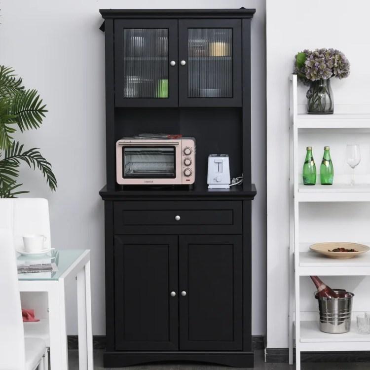 Red Barrel Studio Adelayda 71 Kitchen Pantry Reviews Wayfair