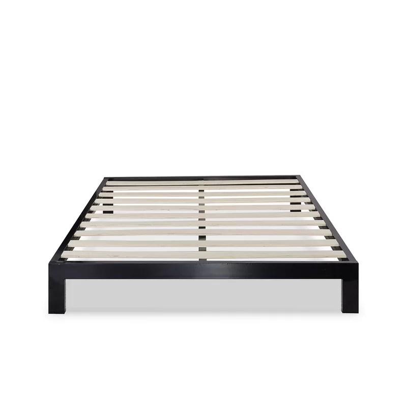 Alwyn Home Platform Bed Frame Reviews Wayfair
