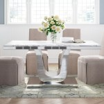 Marble Kitchen Dining Tables You Ll Love In 2020 Wayfair