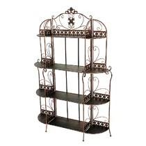 https www wayfair com furniture sb1 folding bakers racks c415183 a2262 7274 html
