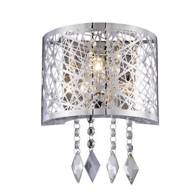 Non Hard Wired Wall Sconce | Wayfair on Non Wired Wall Sconces id=36880