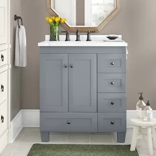 lauder 30 single bathroom vanity set