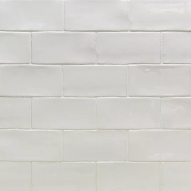 catalina 3 x 6 ceramic subway tile