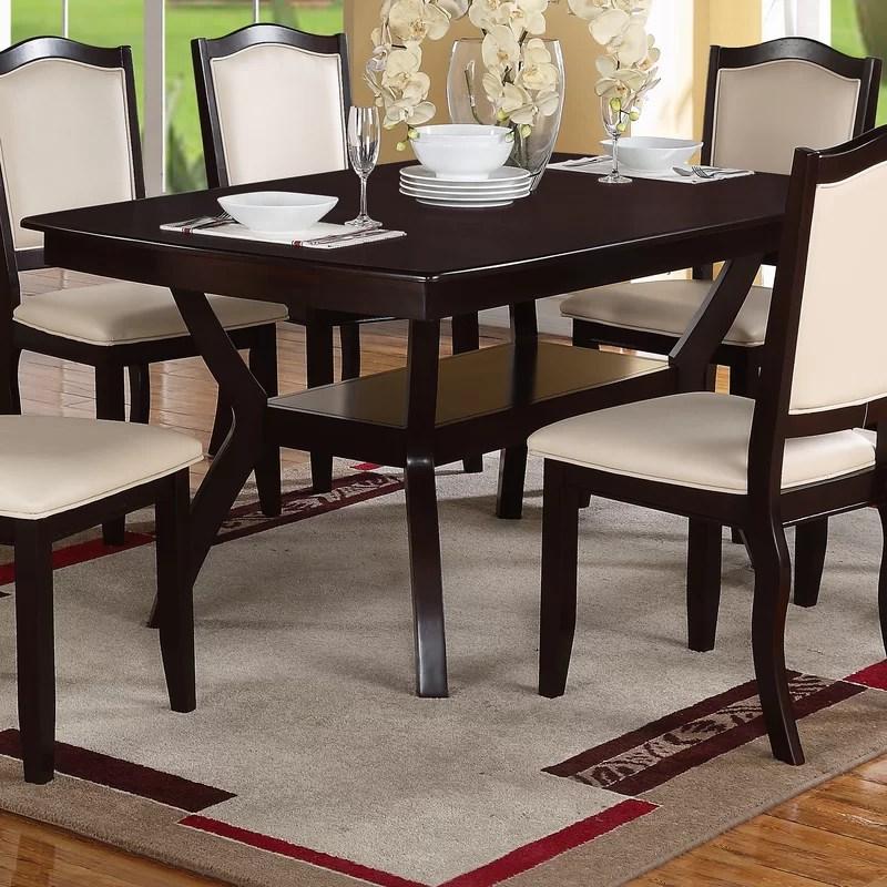 wegman 40 dining table