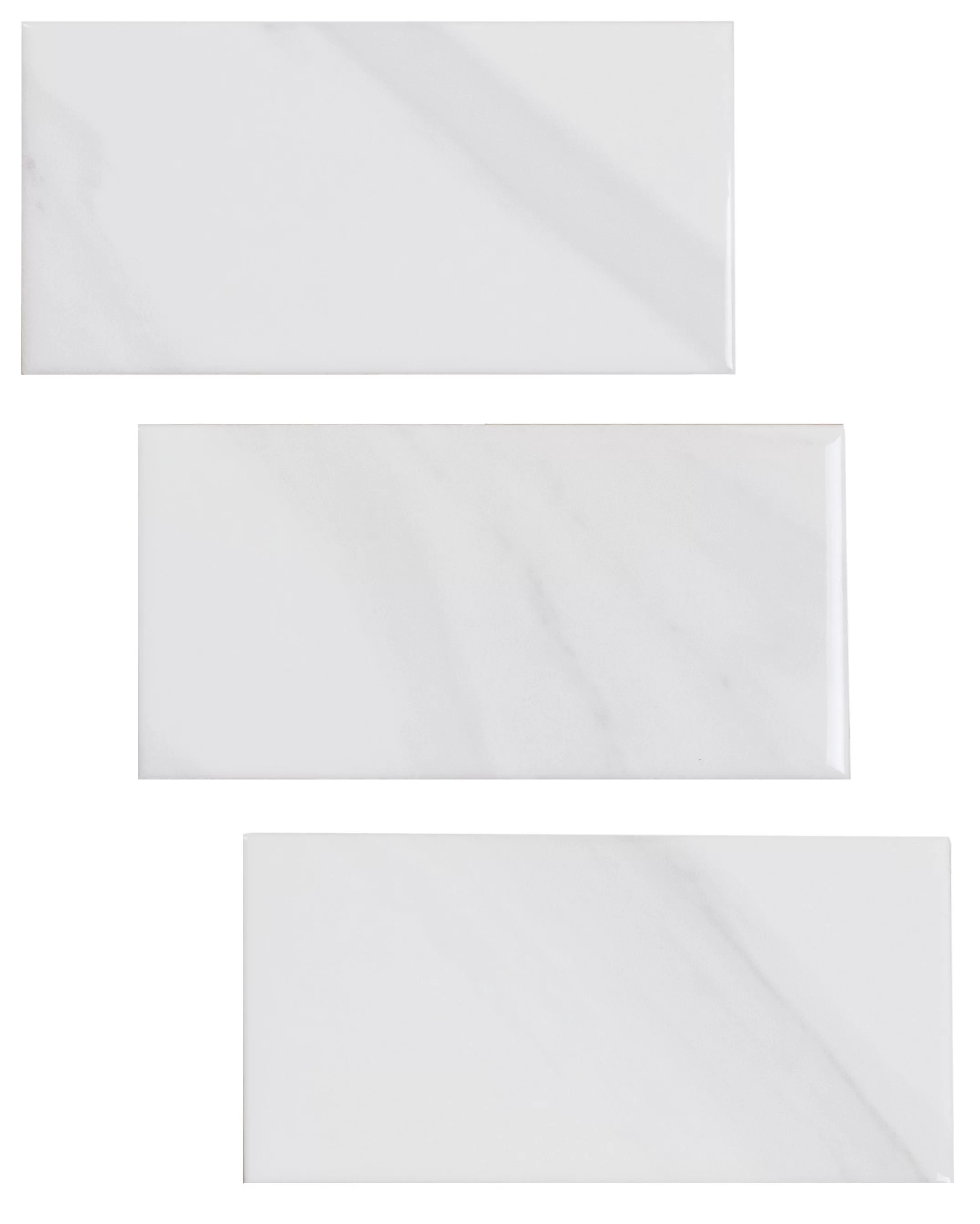 value 3 x 6 ceramic subway tile