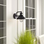 Farmhouse Rustic Outdoor Wall Lights