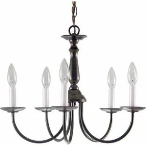 Padula 5 Light Candle Style Chandelier