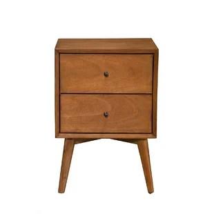 williams 2 drawer nightstand