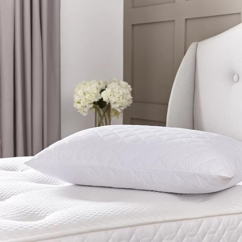 luxury anti snore pillow
