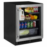Marvel Low Profile 95 Can 24 Undercounter Beverage Refrigerator Wayfair