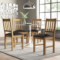 4 Dining Chairs You Ll Love Wayfair Co Uk