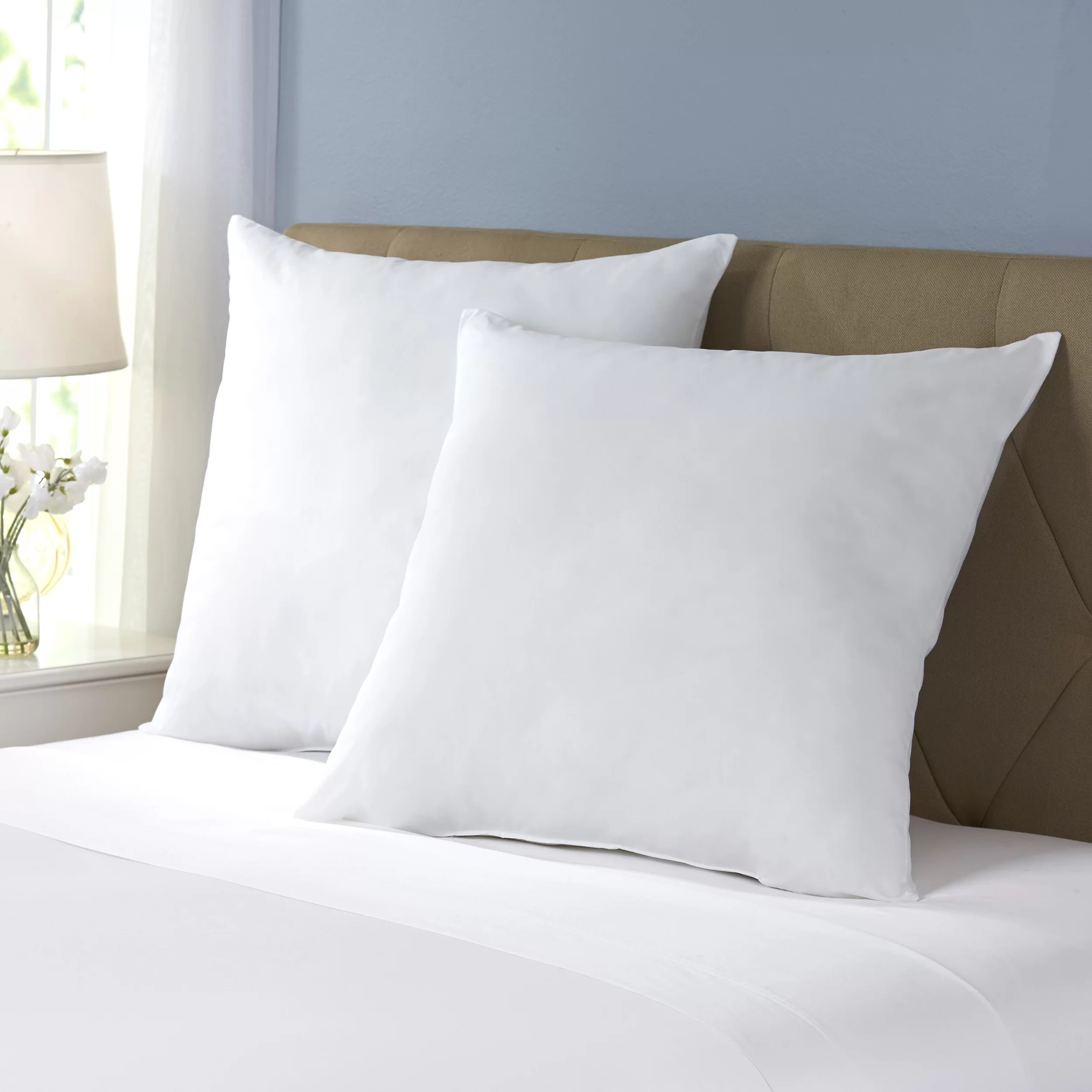 euro pillows free shipping over 35