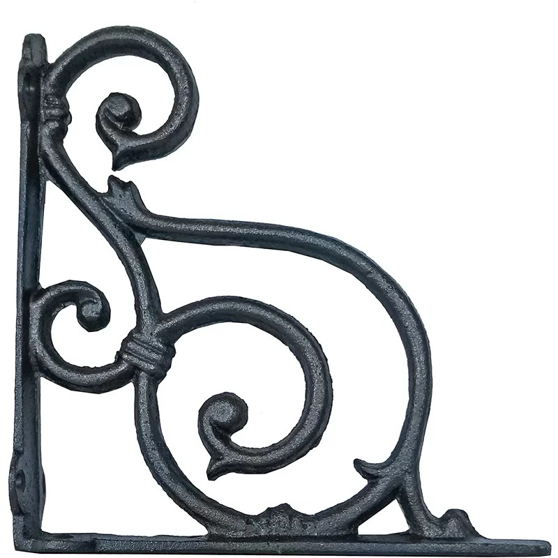 Shelf Brackets Wrought Iron