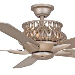 Gold Ceiling Fans You Ll Love In 2020 Wayfair