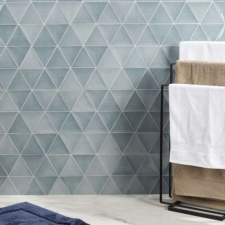 siene 4 x 5 ceramic triangle tile