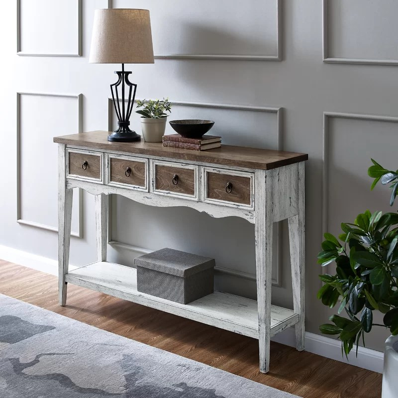 Sofa Table Counter Height