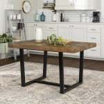 Minerva Pine Solid Wood Dining Table Reviews
