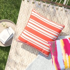 Joss & Main Essentials Outdoor Throw Pillow
