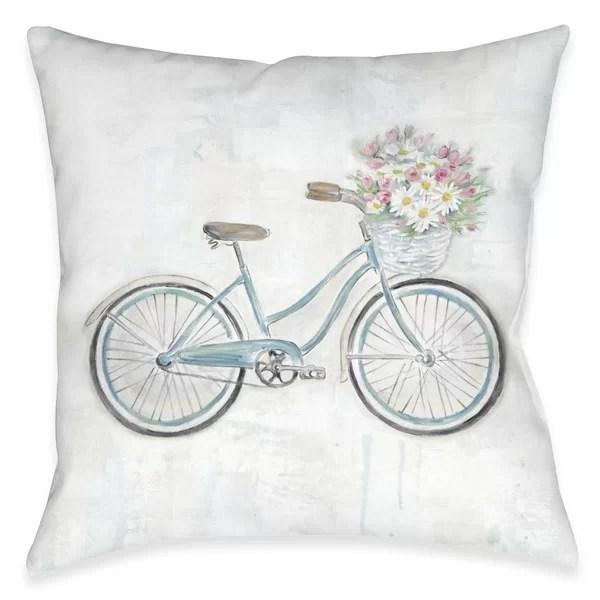 bicycle pillow
