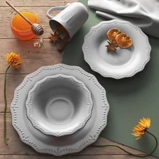 rustic microwave safe dinnerware sets