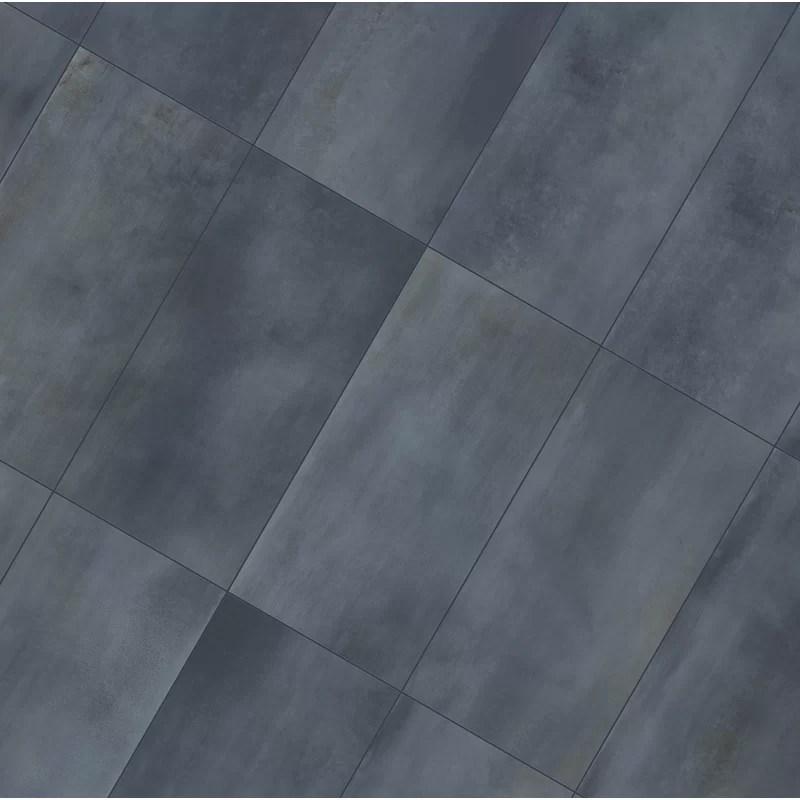 cobalto le leghe 12 x 24 porcelain field tile