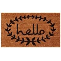 Sulema Hello Door mat