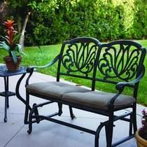 https www wayfair com outdoor sb0 metal patio gliders c1842061 html