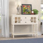 White Console Tables You Ll Love In 2020 Wayfair