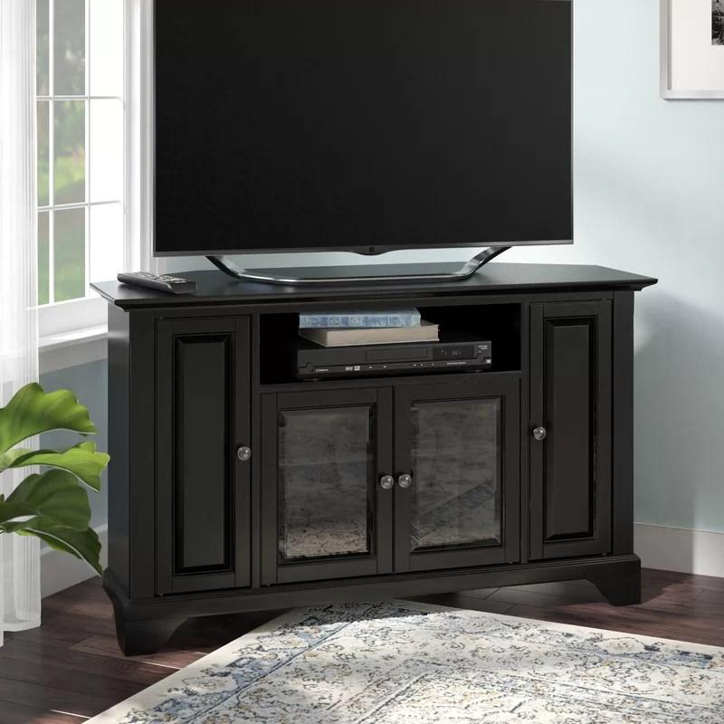 meuble tele d angle pour televiseur de 52 po ou moins hedon