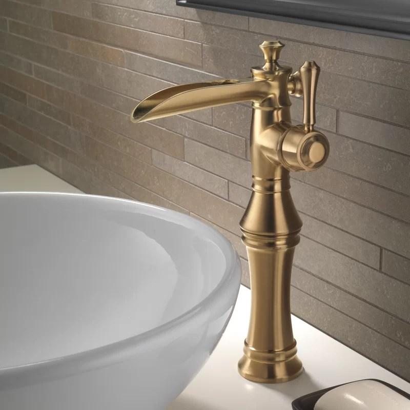 cassidy single hole bathroom faucet