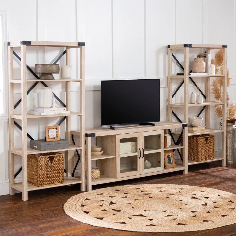 Tall Entertainment Cabinet