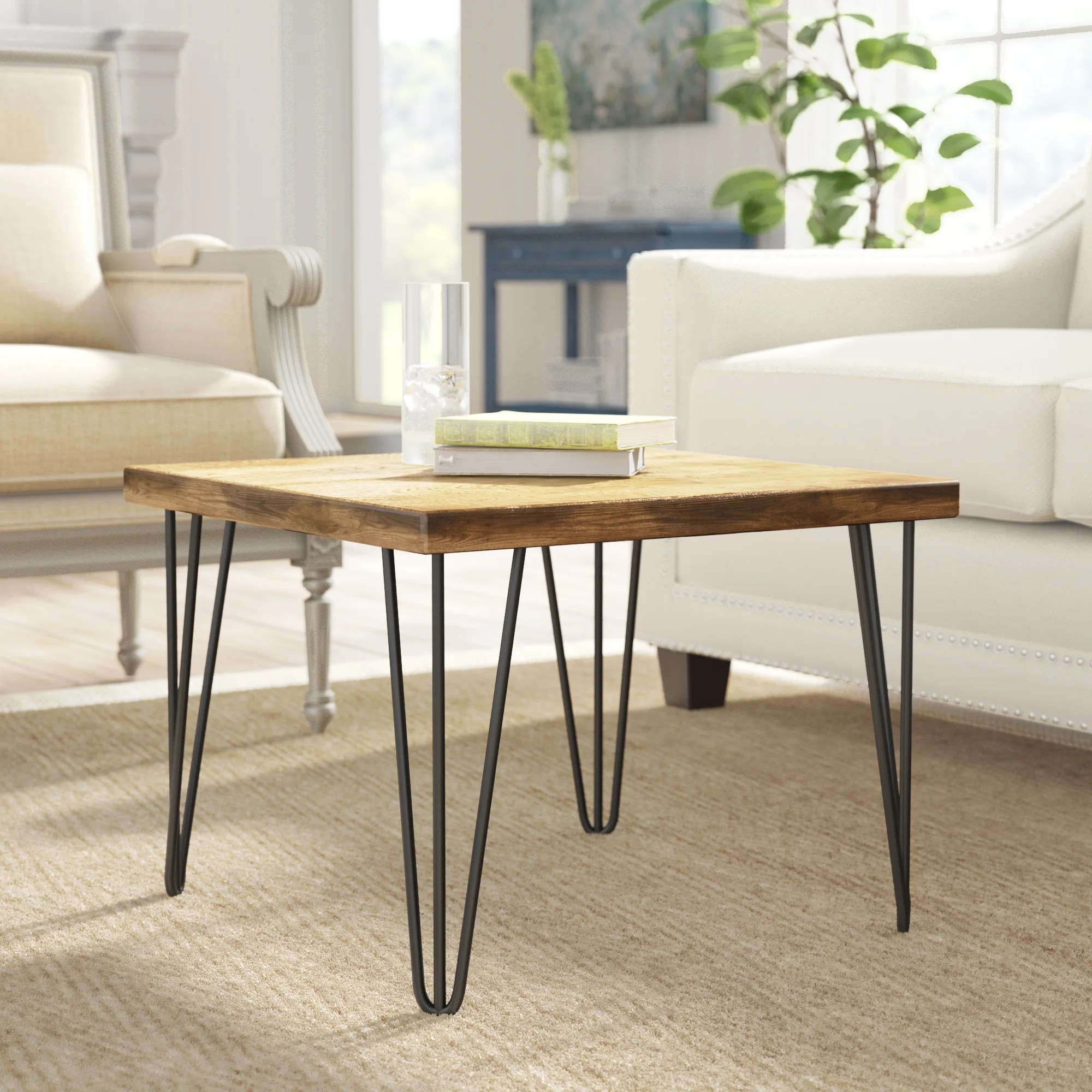 square unfinished coffee tables you ll