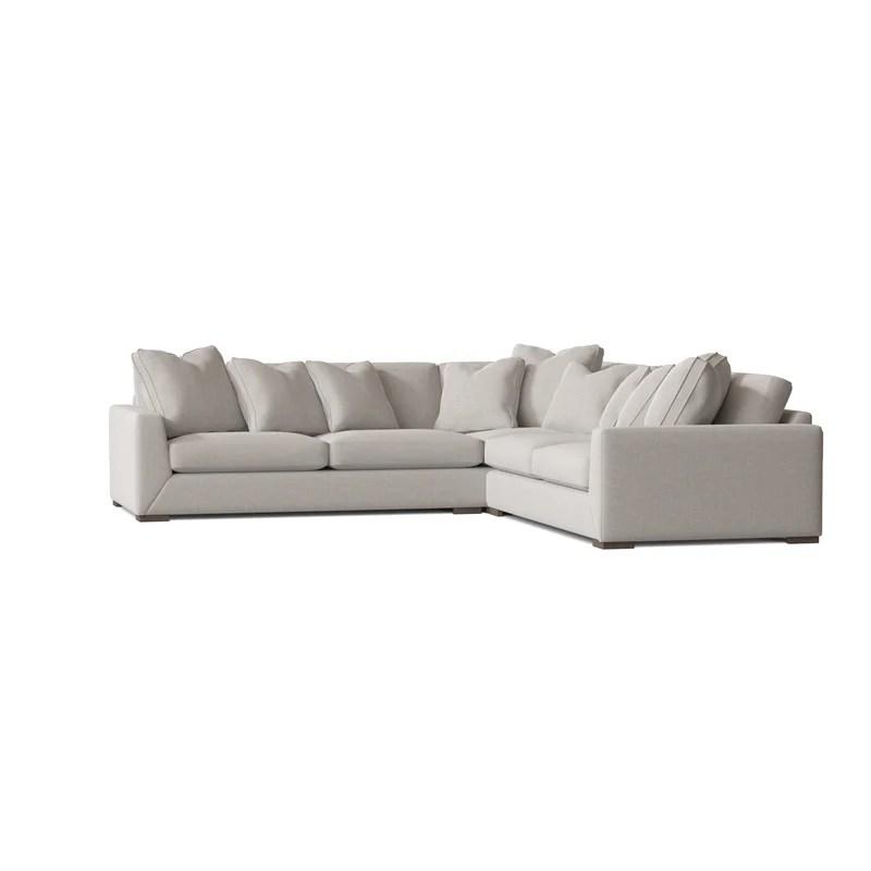 nicolette 110 symmetrical modular corner sectional