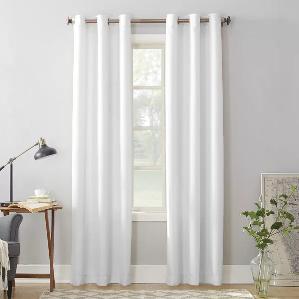 45 inch length curtains sheer