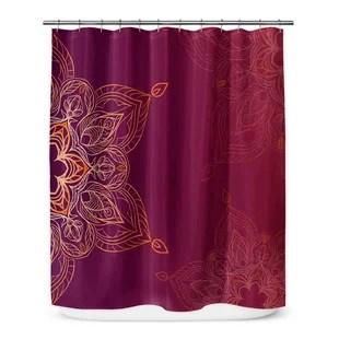 bohemian shower curtains shower