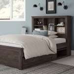 Grovelane Stella Full Bookcase Bed With Trundle Reviews Wayfair