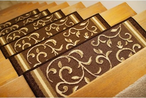 Fleur De Lis Living Weinert Non Slip Carpet Stair Tread Reviews   Elogio Carpet Stair Treads   Carpet Runners   Carpet Flooring   Skid Rubber   Pet Dog   Skid Resistant