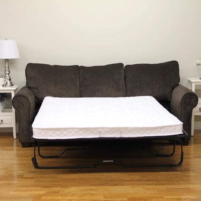 4 5 Plush Sofa Bed Innerspring Mattress