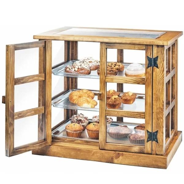 Countertop Bakery Display Case Wayfair