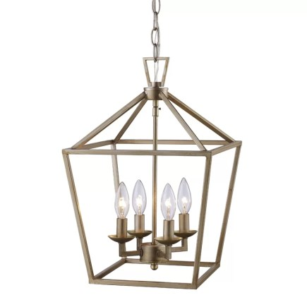Carmen 4-Light Pendant