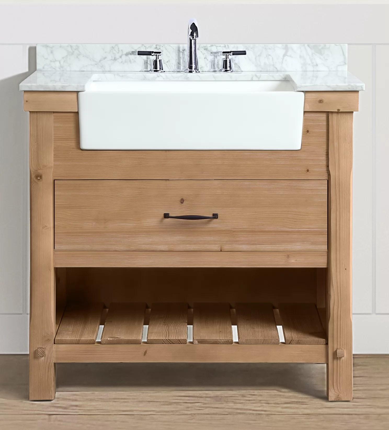 kordell 36 single bathroom vanity set