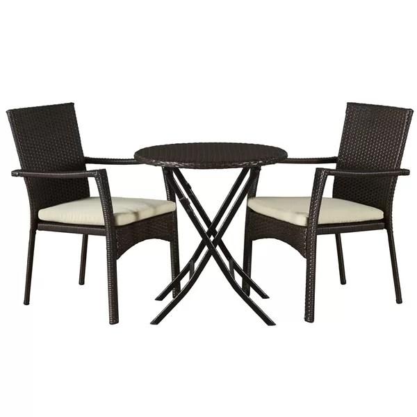 small patio bistro sets furniture