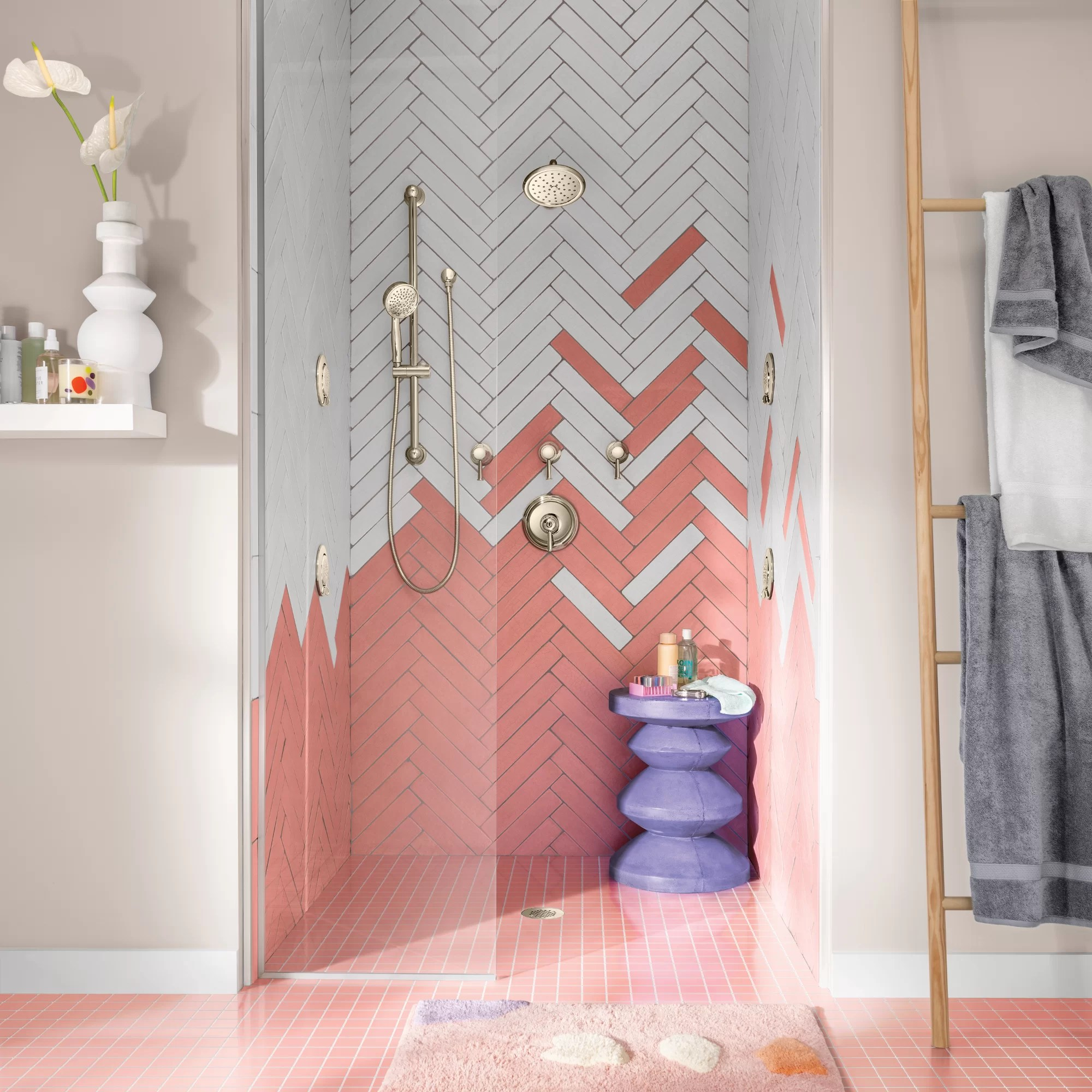 14 simply stunning bathroom shower
