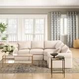 farmhouse rustic sectional sofas