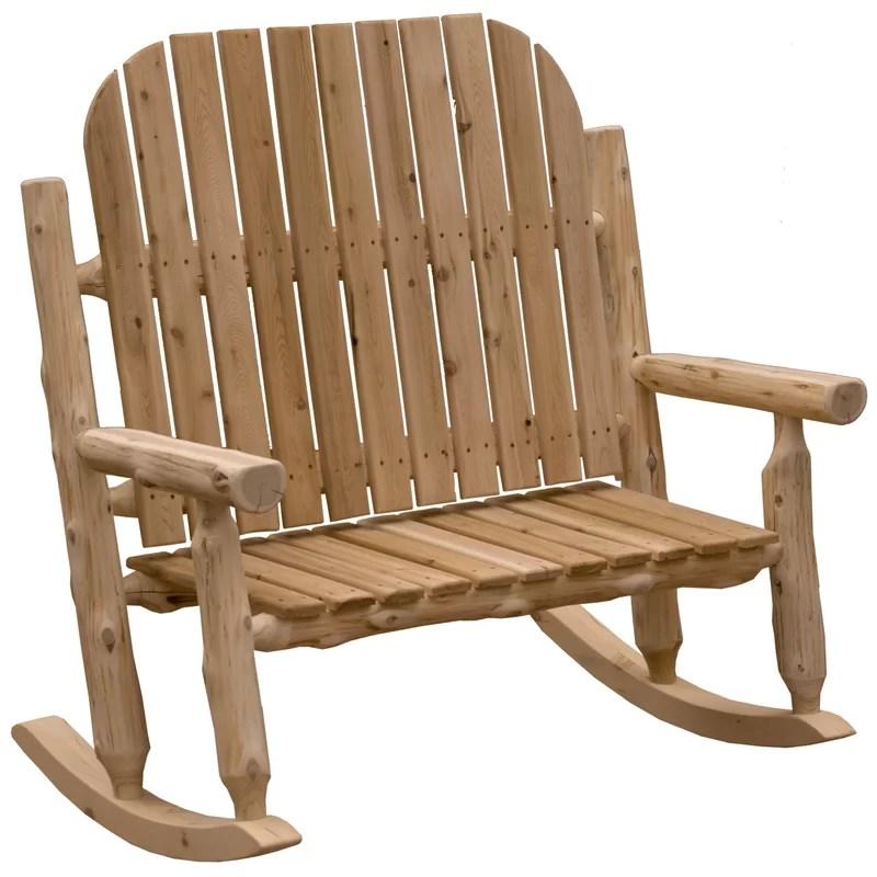 Rocking Adirondack Chairs Plans Free