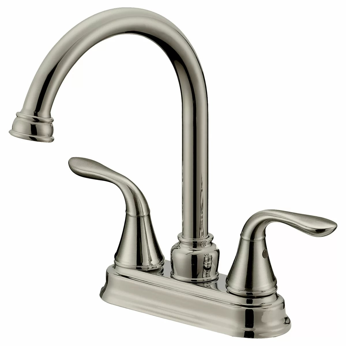 long neck bathroom faucet