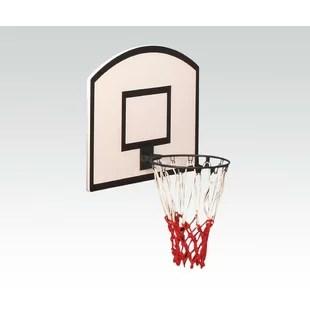 cricklade loft bed basketball board