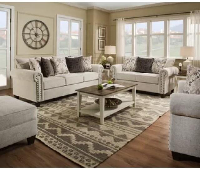 Merseyside Configurable Living Room Set